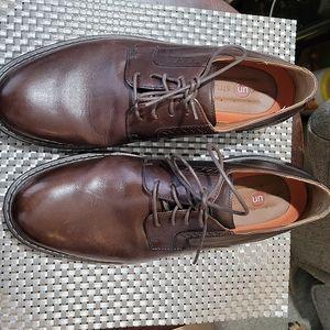 Clarks men's leather shoes 👞